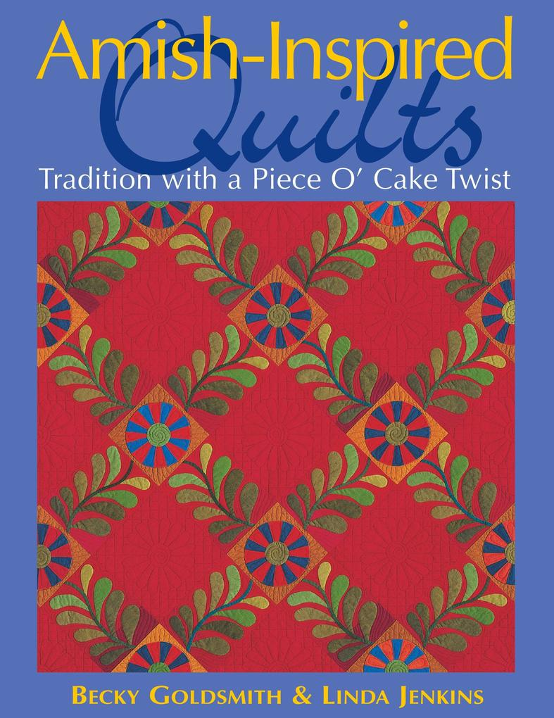 Amish-Inspired Quilts-Print-on-Demand-Edition als Buch