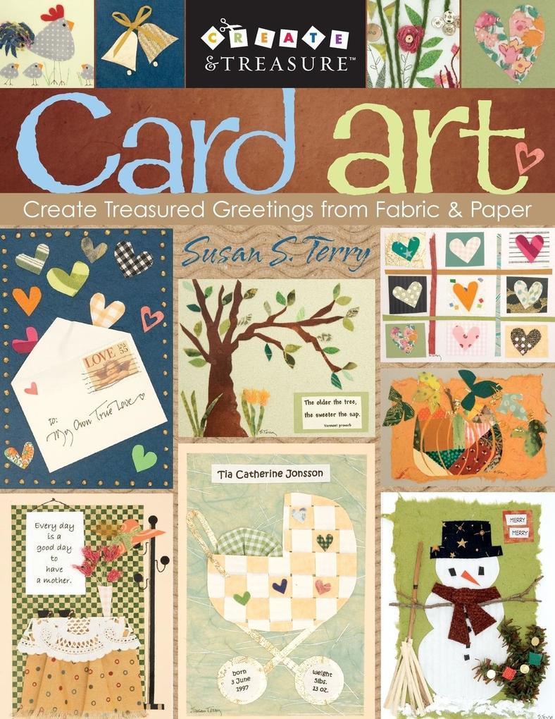 Card Art als Taschenbuch