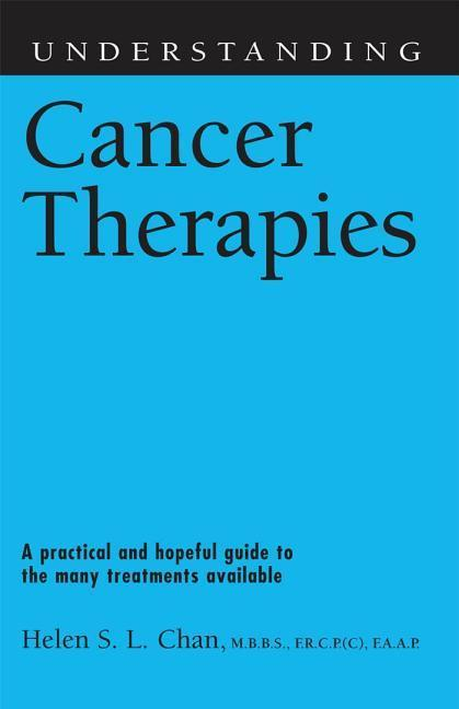 Understanding Cancer Therapies als Buch