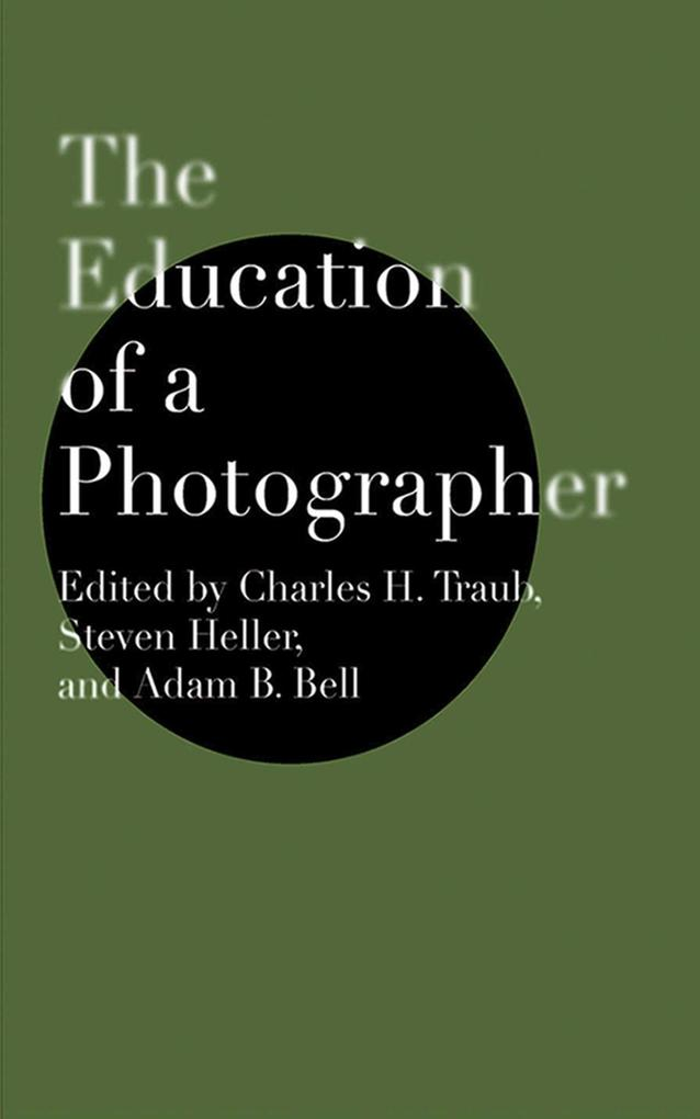 The Education of a Photographer als Taschenbuch