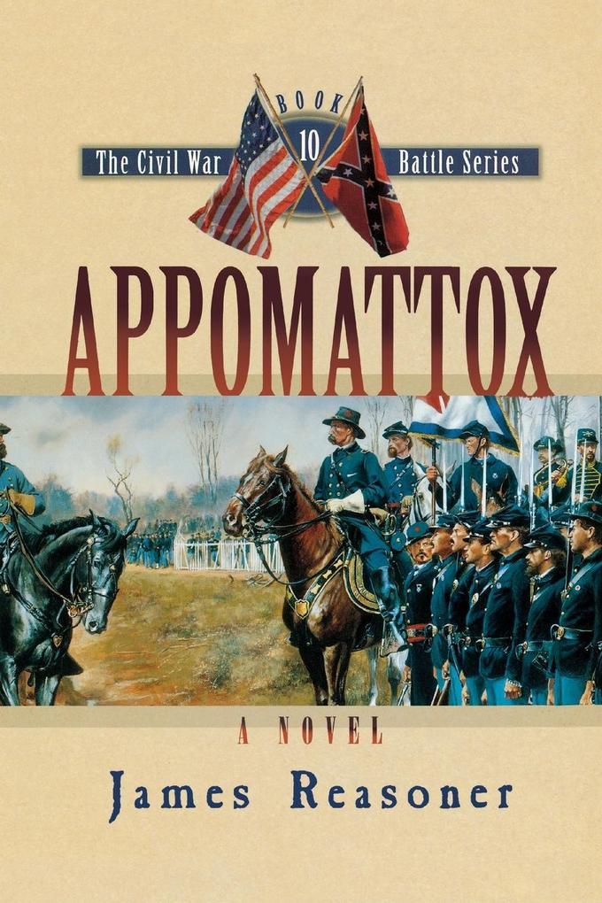 Appomattox als Taschenbuch