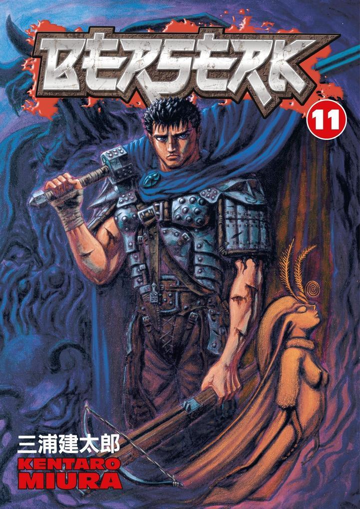 Berserk Volume 11 als Taschenbuch