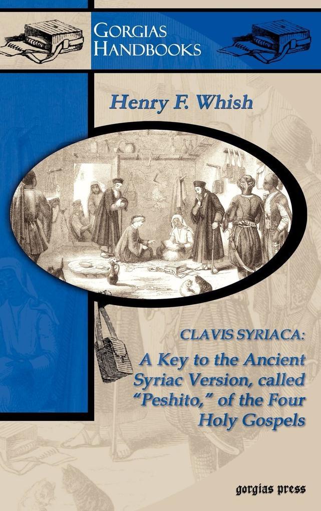Clavis Syriaca als Buch