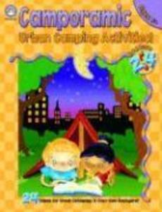 Camporamic Urban Camping Activities: Grades 2-5 als Taschenbuch