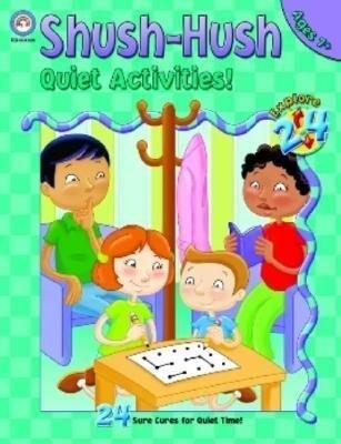 Shush-Hush Quiet Activities: Grades 2-5 als Taschenbuch