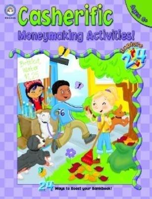 Casherific Money-Making Activities: Grades 3-5 als Taschenbuch