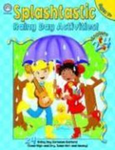 Splashtastic Rainy Day Activities: Grades 2-5 als Taschenbuch