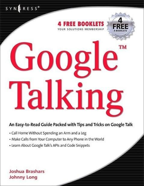 Google Talking als Buch