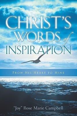 Christ's Words of Inspiration als Taschenbuch