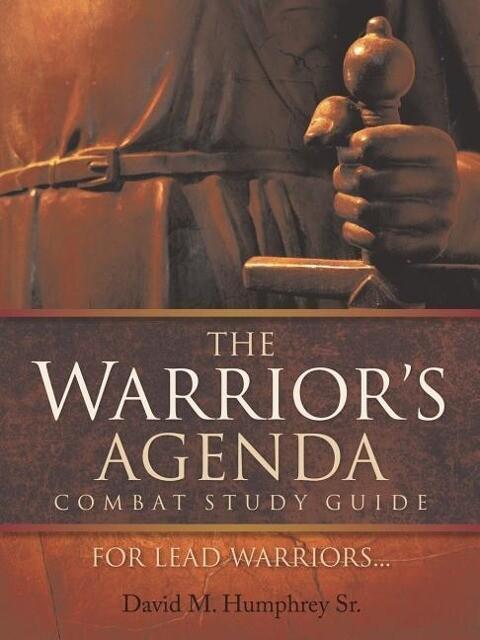 The Warrior's Agenda Combat Study Guide als Taschenbuch