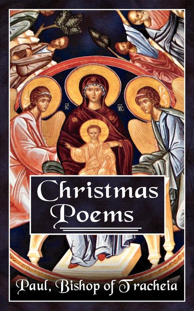 Christmas Poems als Taschenbuch