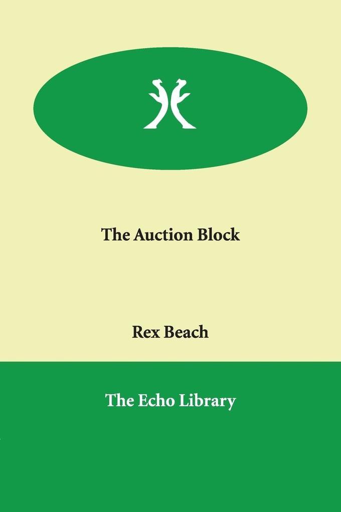 The Auction Block als Taschenbuch