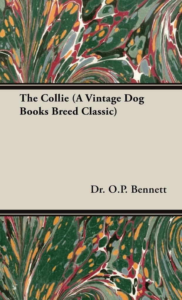 The Collie als Buch