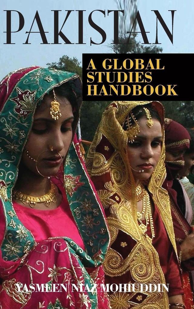 Pakistan: A Global Studies Handbook als Buch