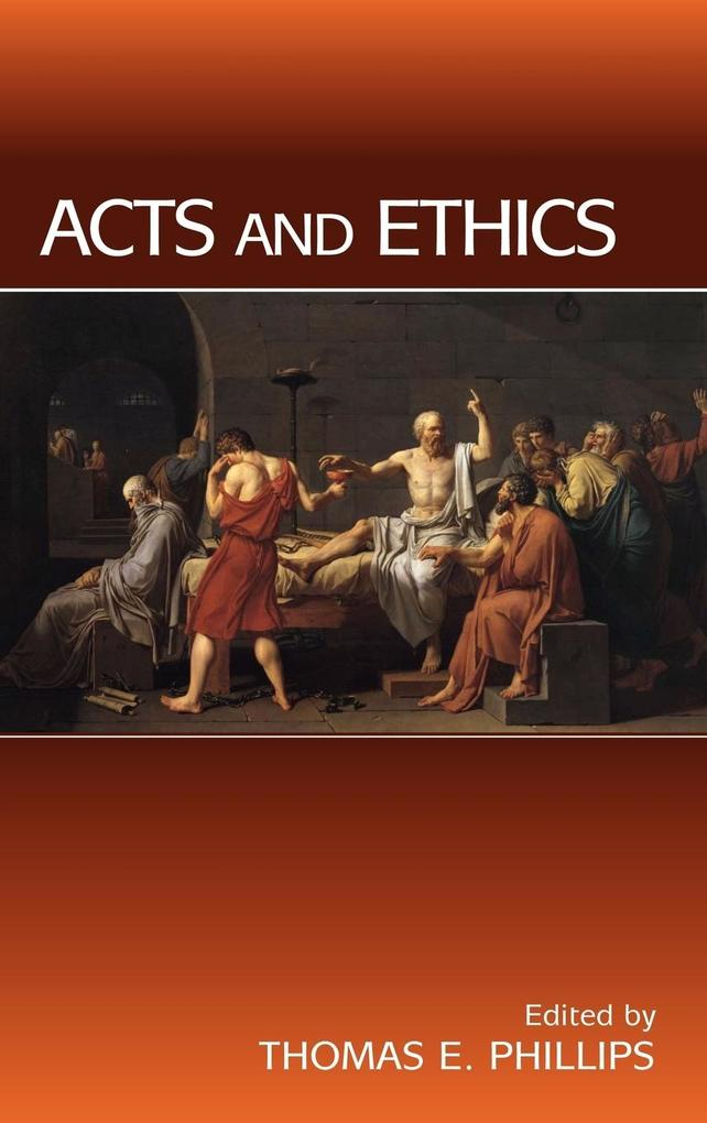 Acts and Ethics als Buch