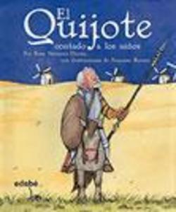 El Quijote contado a los niños als Taschenbuch