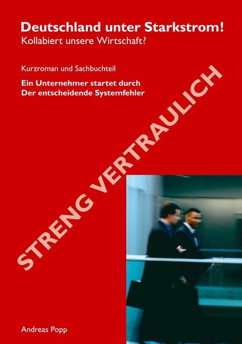 Deutschland unter Starkstrom als Buch