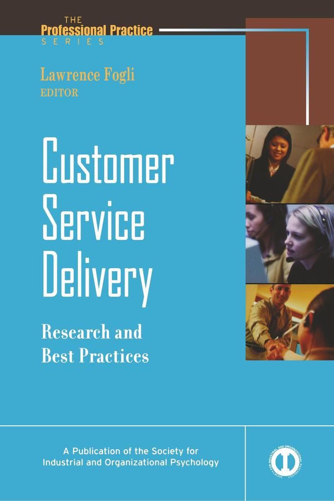 Customer Service Delivery als Buch