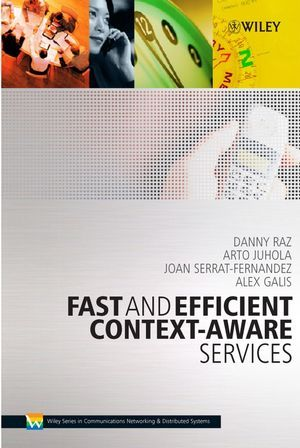 Fast and Efficient Context-Aware Services als Buch