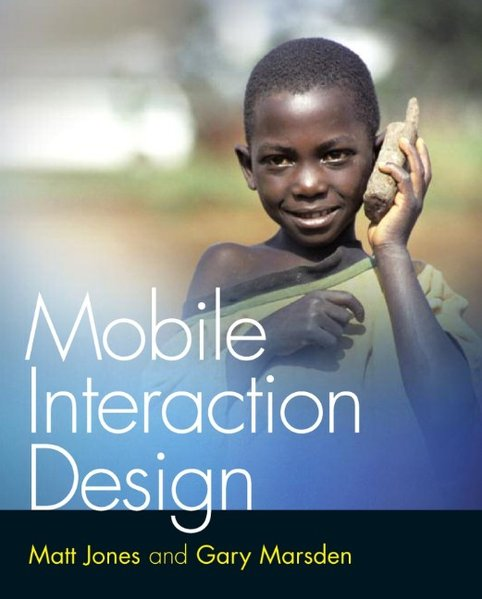 Mobile Interaction Design als Buch