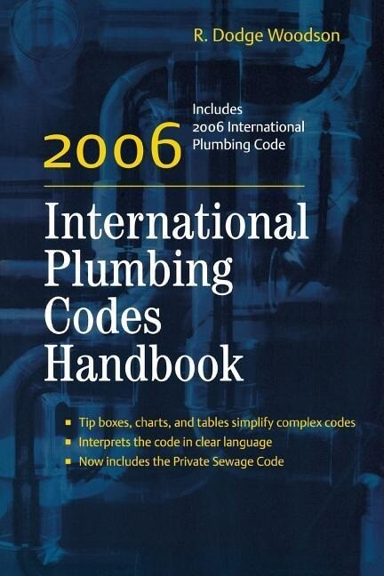 2006 International Plumbing Codes Handbook als Buch