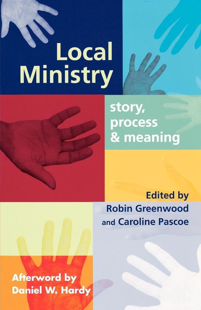 Local Ministry als Taschenbuch