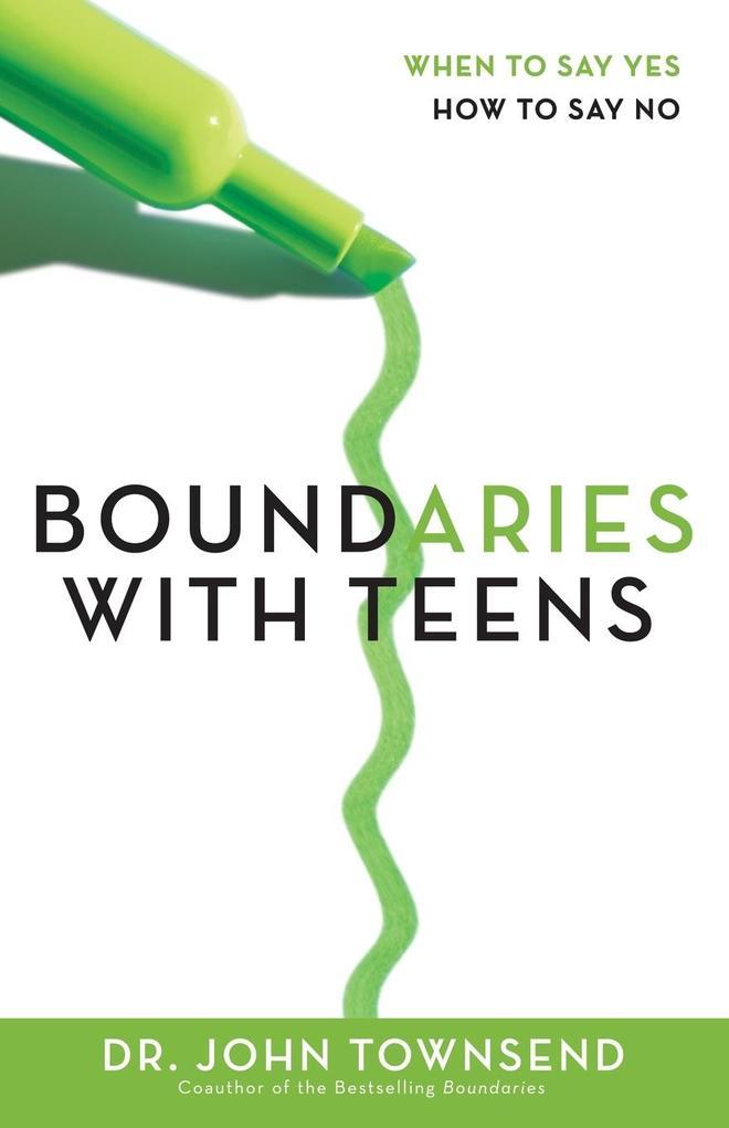 Boundaries with Teens als Taschenbuch