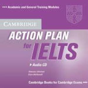 Action Plan for IELTS als Hörbuch