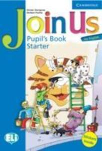 Join Us for English Starter Pupil's Book als Taschenbuch