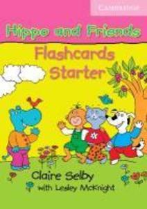 Hippo and Friends Starter Flashcards als Spielwaren