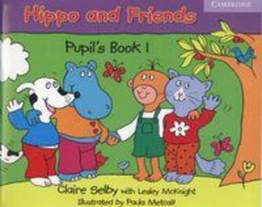 Hippo and Friends 1 Pupil's Book als Taschenbuch