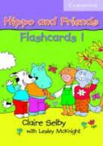 Hippo and Friends 1 Flashcards Pack of 64 als Taschenbuch