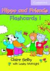Hippo and Friends 1 Flashcards als Spielwaren