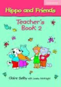 Hippo and Friends 2 Teacher's Book als Taschenbuch