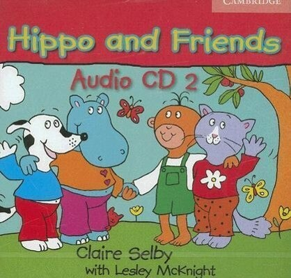 Hippo and Friends als Hörbuch