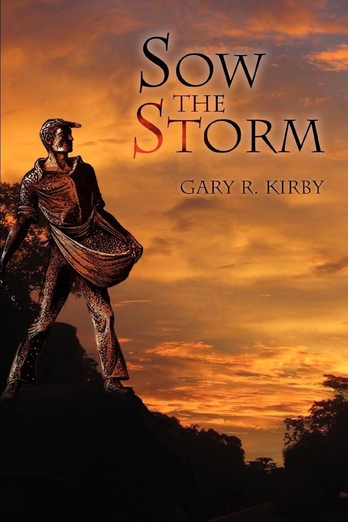 Sow the Storm als Buch