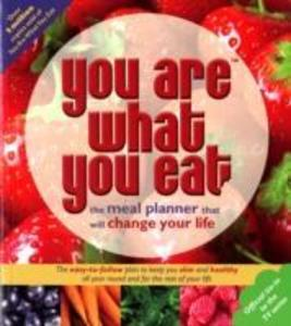 You Are What You Eat als Taschenbuch