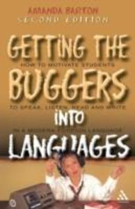 Getting the Buggers into Languages als Taschenbuch