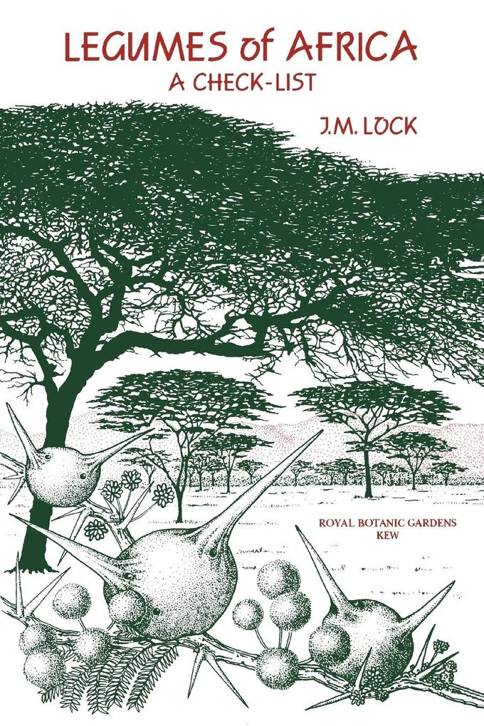 Legumes of Africa: A Checklist als Buch