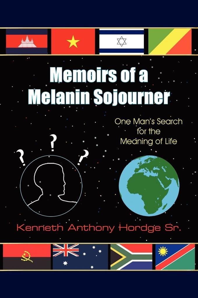 Memoirs of a Melanin Sojourner als Taschenbuch