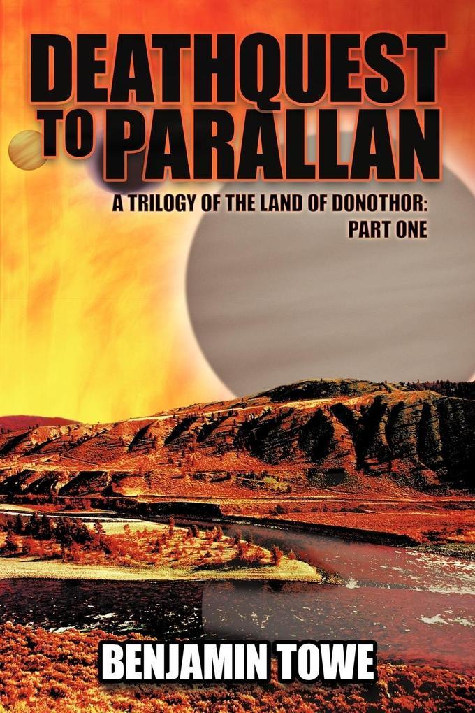 Deathquest to Parallan als Taschenbuch