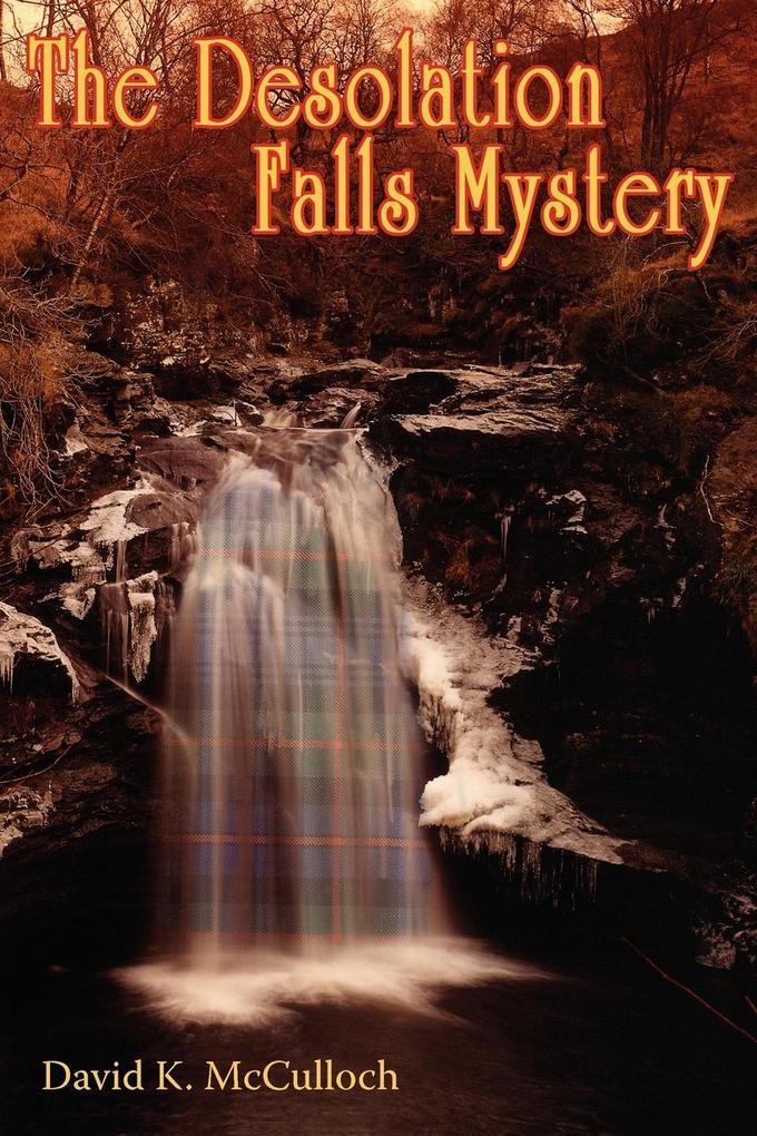 The Desolation Falls Mystery als Taschenbuch