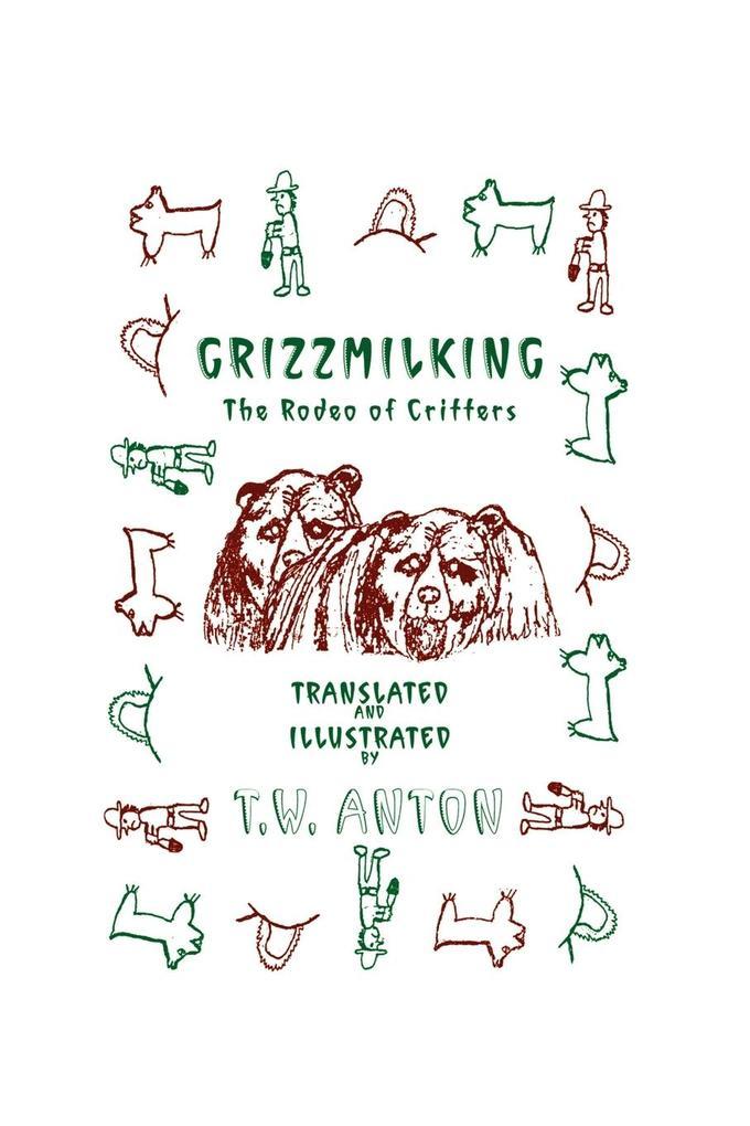 Grizzmilking als Buch