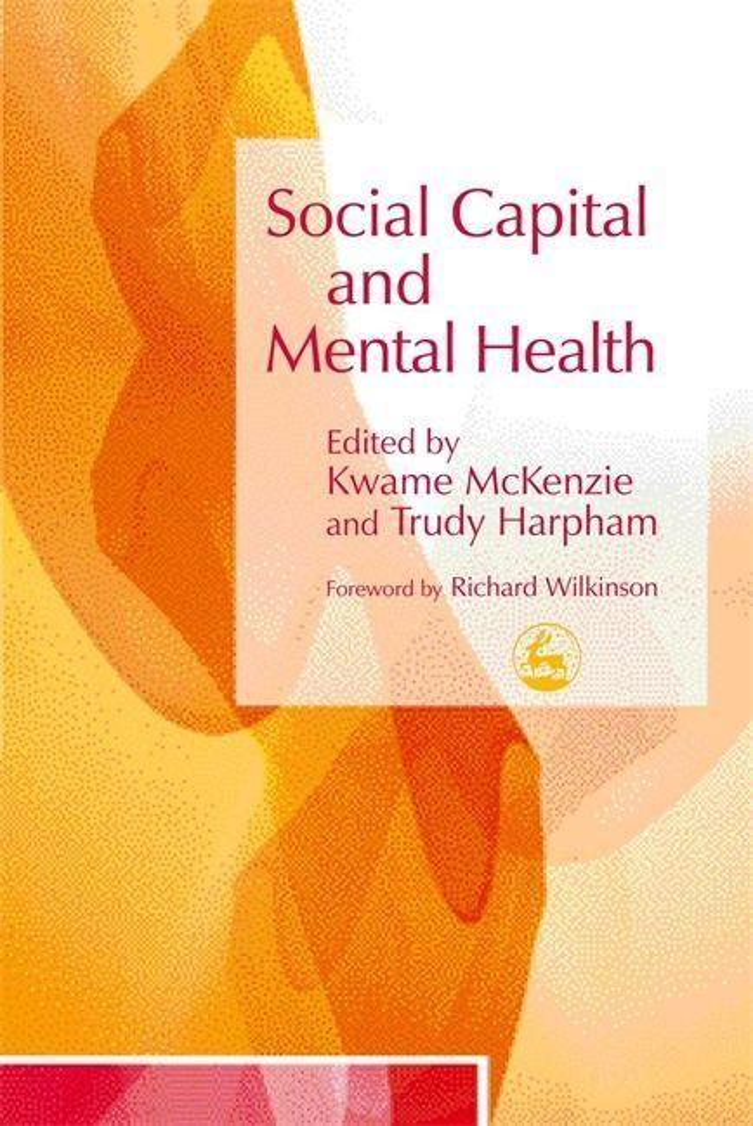 Social Capital and Mental Health als Buch
