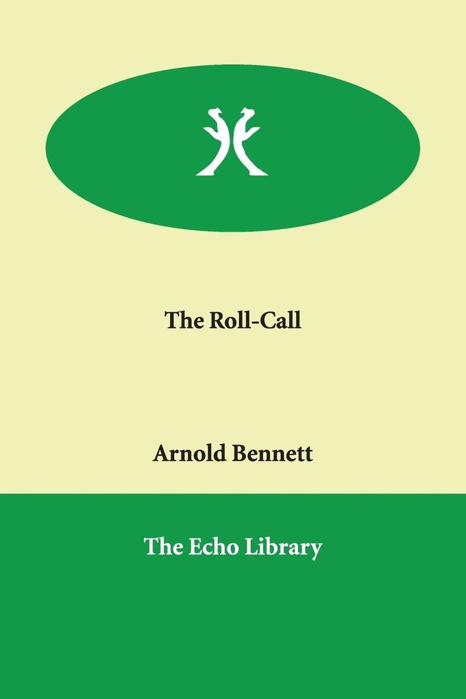 The Roll-Call als Buch