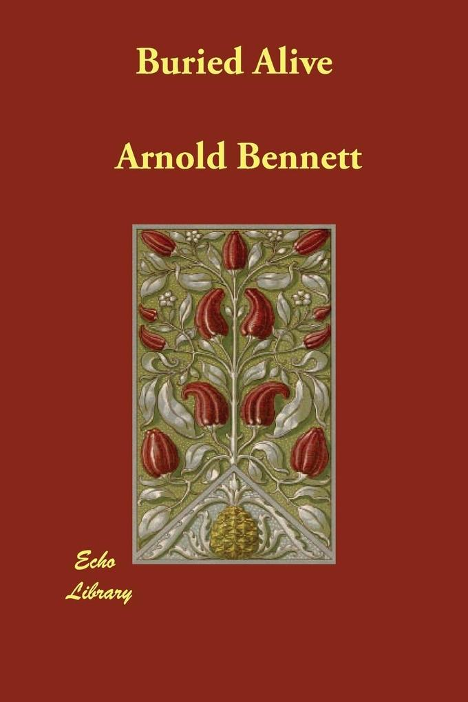 Buried Alive als Buch