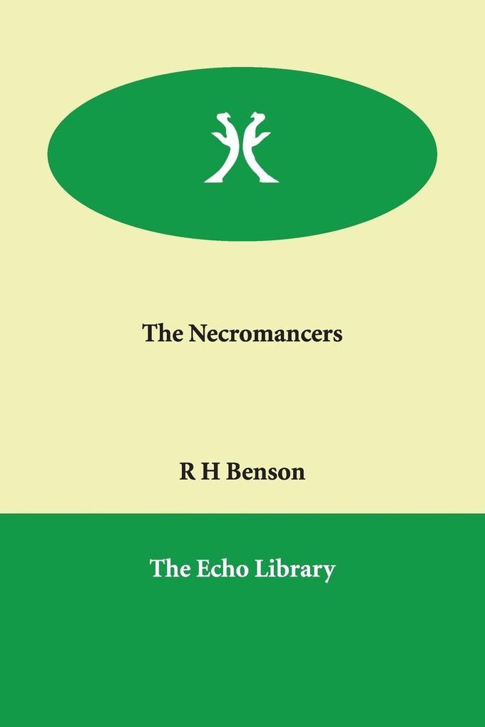 The Necromancers als Buch