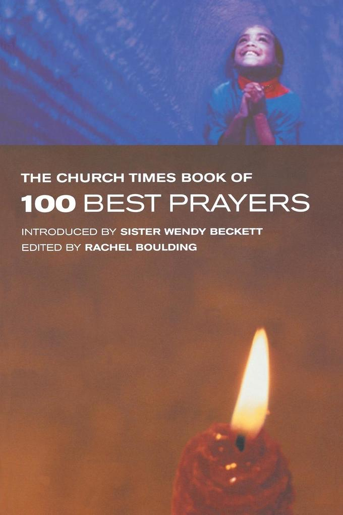 The Church Times Book of 100 Best Prayers als Taschenbuch
