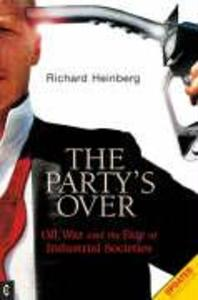 Party's Over als Taschenbuch