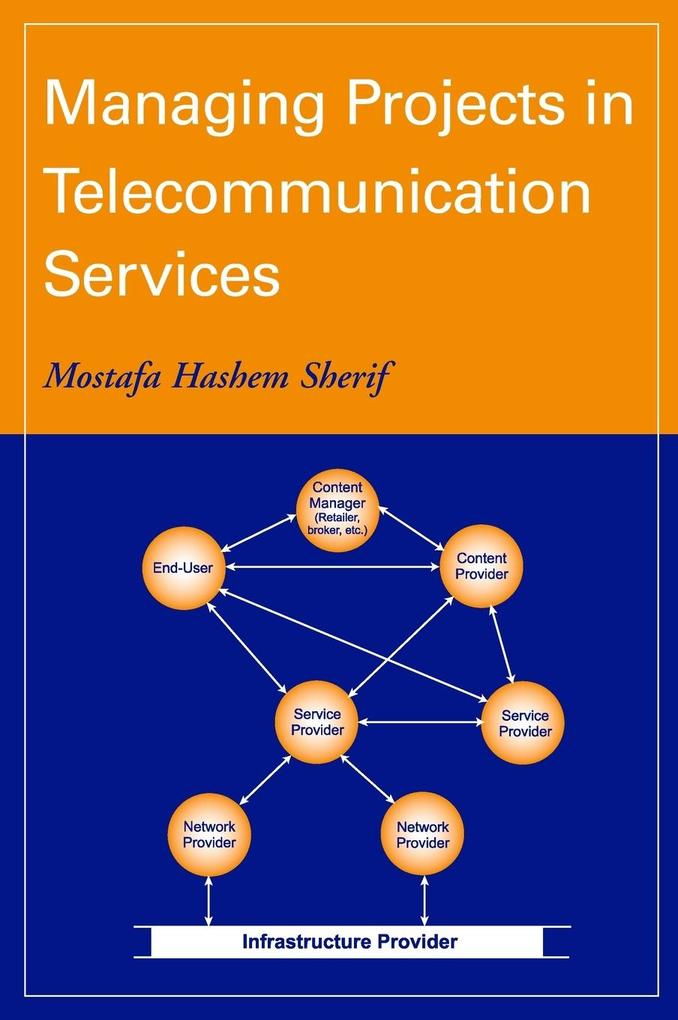 Managing Projects in Telecommunication Services als Buch